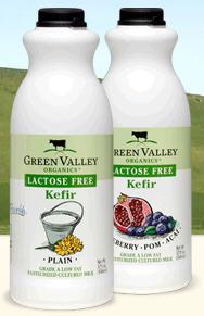 Green Valley Organics lactose free kefi